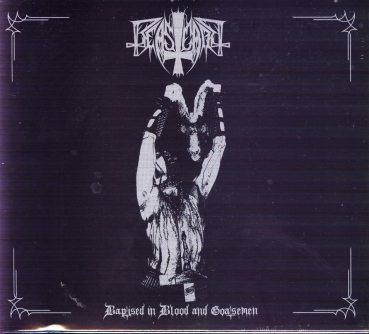 Beastcraft - Baptised in Blood and Goatsemen Digi CD