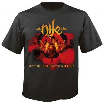 Nile - Annihilation of the Wicked Tshirt XXL