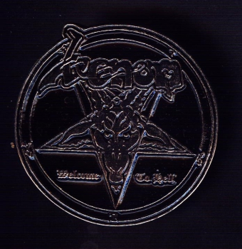 Venom - Welcome to Hell Metalpin