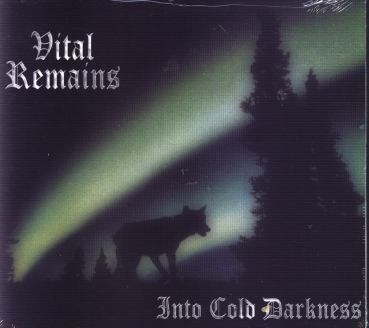 Vital Remains - Into Cold Darkness Digi CD