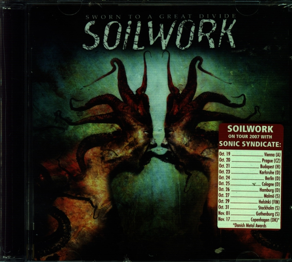 soilwork sworn to a great divide
